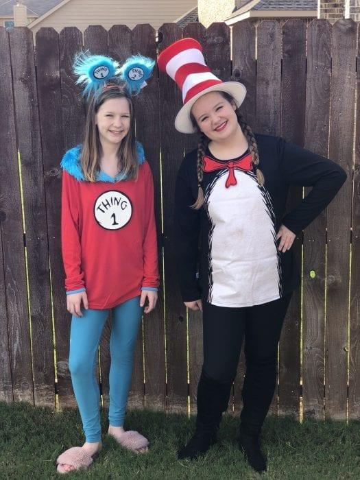 Dr. Seuss Halloween Costumes