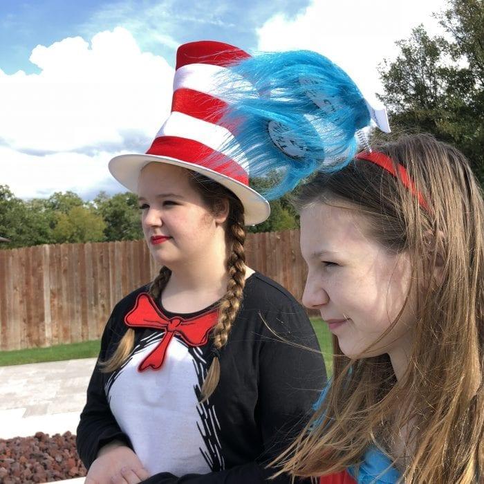 Dr. Seuss Cat in the hat
