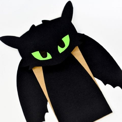 Toothless Puppet