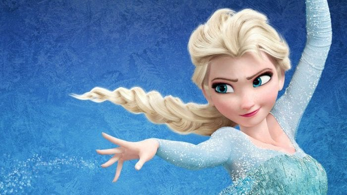 Queen Elsa is a bad ass in the new Frozen 2 trailer