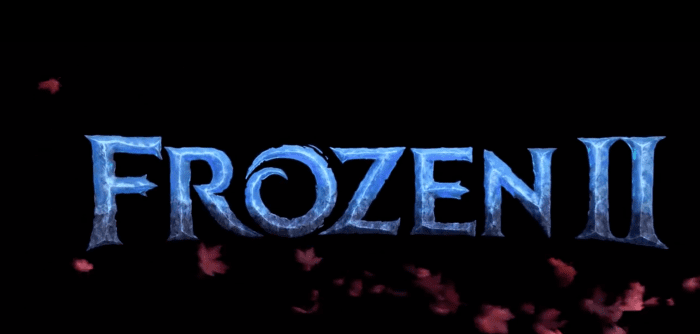 We're so ready for Frozen 2