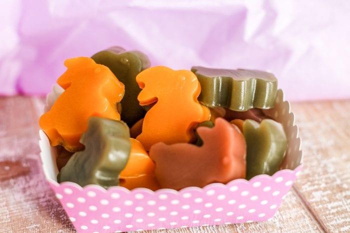 All Natural Gummy Bunnies