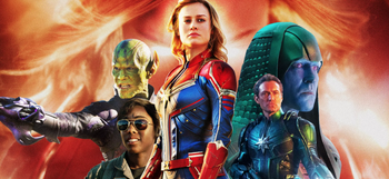 I went to the newest superhero movie out this weekend--and spoiler alert, Captain Marvel is a Better Movie Than You Think It Is. So shut-up. #captainmarvel #marvel #movies