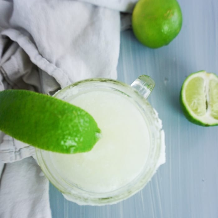 I've always wanted to know How to Make the Perfect Frozen Margarita at home. And now, I feel like the most clever person--BECAUSE I DID IT! Bwahahahahahaha! #margarita #perfectmargarita #frozenmargarita
