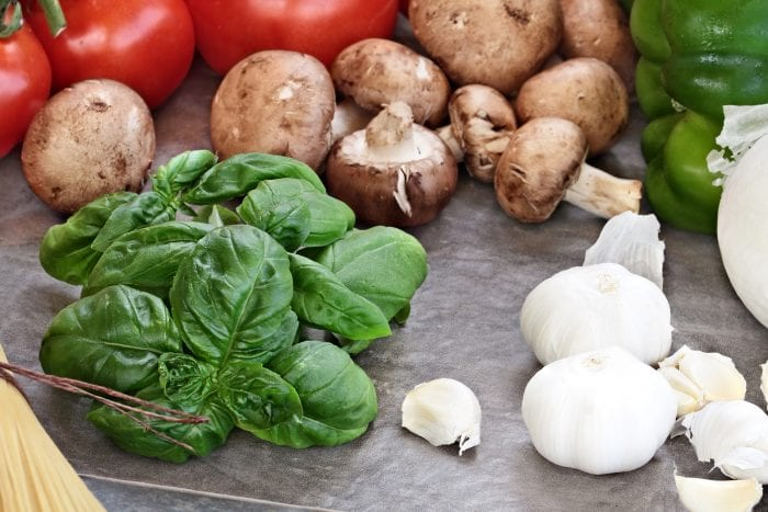 spaghetti sauce ingredients