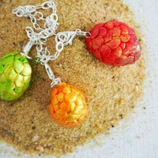 Dragon Egg Charm Bracelet