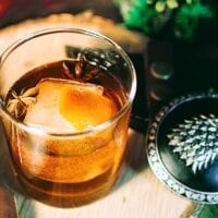 Game Of Thrones Crow's Old Fashioned Cocktail