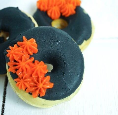Black Hole Donuts