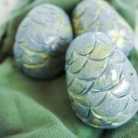 Dragon Egg Cake Balls