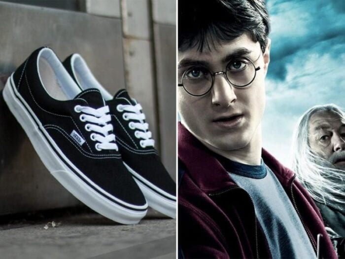 42281aa6e0b8 Vans Harry Potter Shoes Are Being Released and My Hogwarts Attire is ...