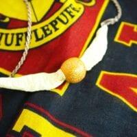 DIY Snitch Necklace