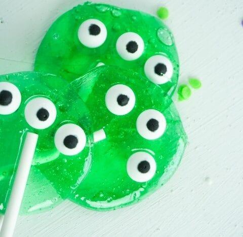 Toy Story Alien Lollipops