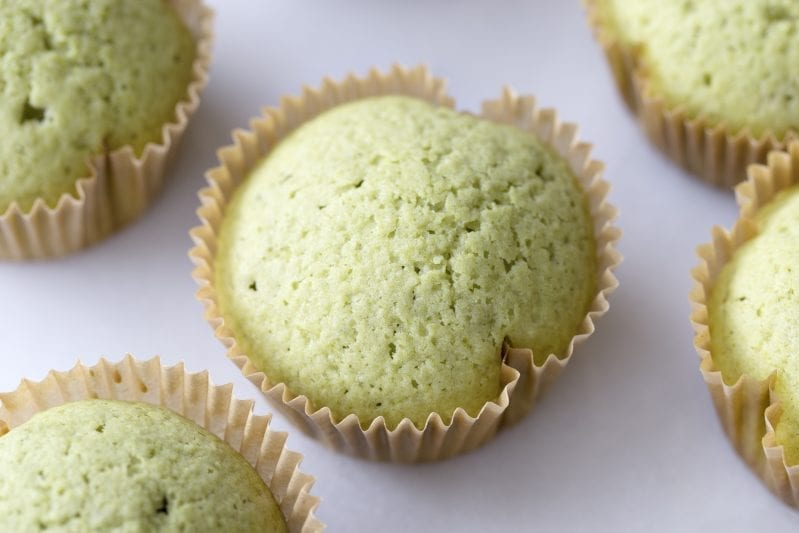 I can't tell you how excited I am to share these matcha green tea cupcakes. Refreshingly different from your traditional cupcake, they're absolutely the best brunch treat ever! #matcha #matchacupcakes #greenteacupcakes #matchagreentea #matchagreenteacupcakes