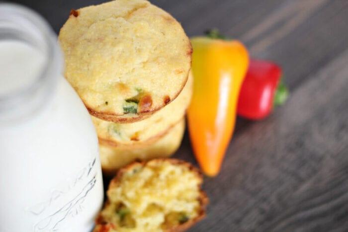 mexican cornbread recipes muffins