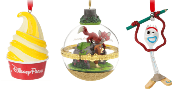 Things To Want For Christmas 2019.Disney S 2019 Christmas Ornaments Were Just Released