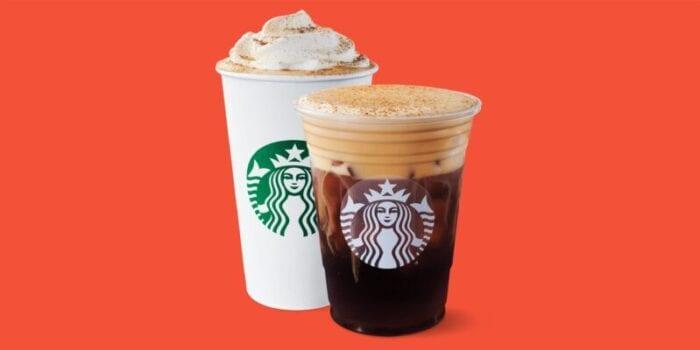 Starbucks Pumpkin drinks are popular seasonal favorites