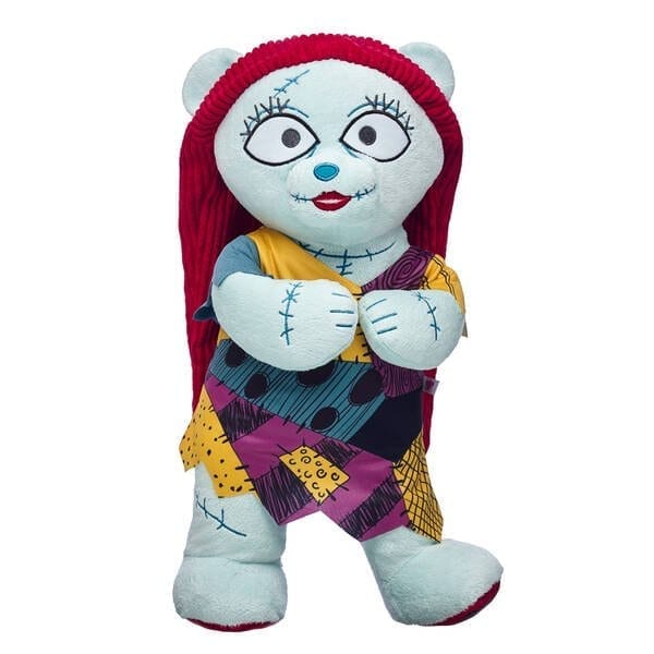 the sally build-a-bear from the nightmare before christmas