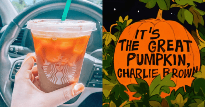 Pumpkin spice season is upon us and you have to try this secret pumpkin drink from Starbucks