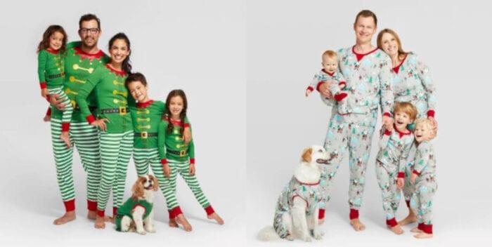 Matching Christmas Pajamas.Target Has Matching Christmas Pajamas For The Entire Family