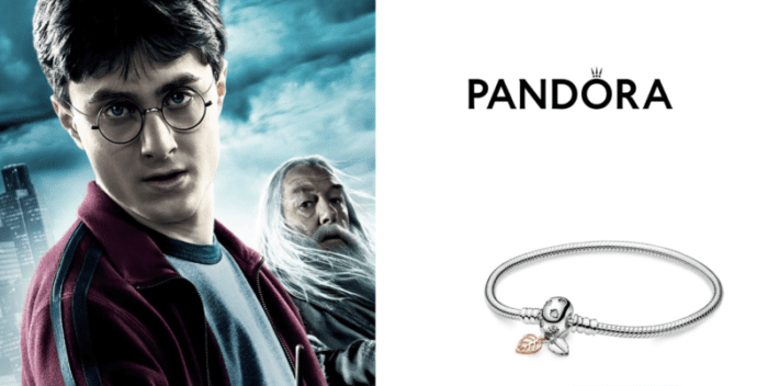Pandora teamed up with Harry Potter to make this amazing pandora harry potter collection
