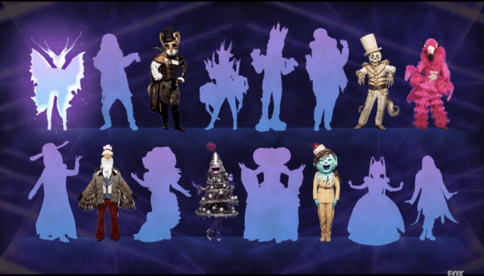 the masked singers season 1