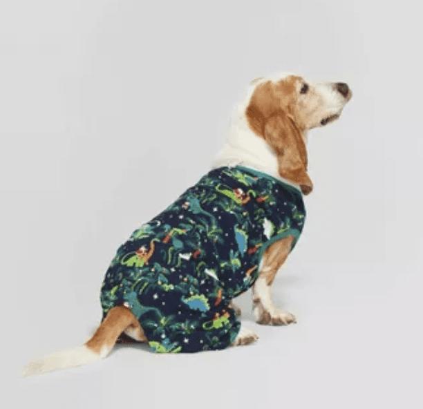 Family Christmas Pajamas Including Dog.Target Has Matching Christmas Pajamas For The Entire Family