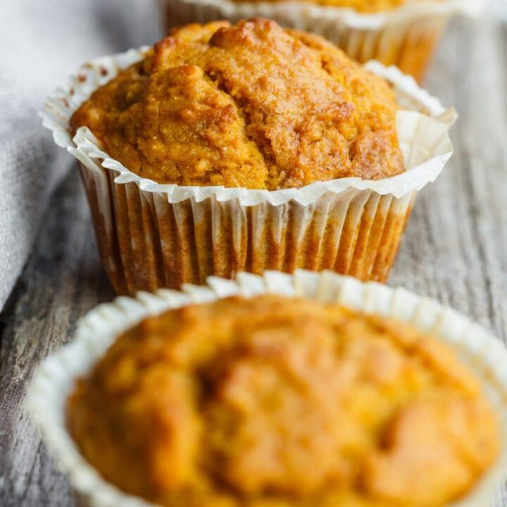 2-Ingredient Crazy Muffins
