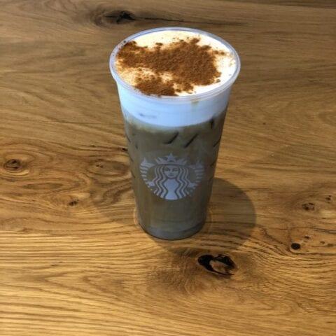 Starbucks Horchata Drink