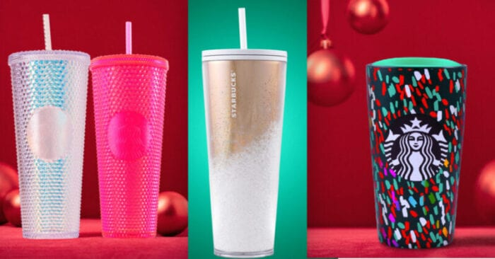 The new Holiday cups from Starbucks are on their way and ready for Christmas