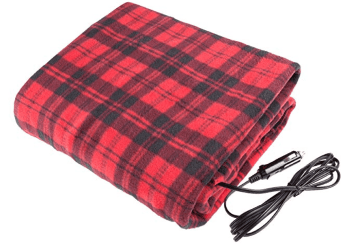 Heated Blanket That Plugs In Your Car
