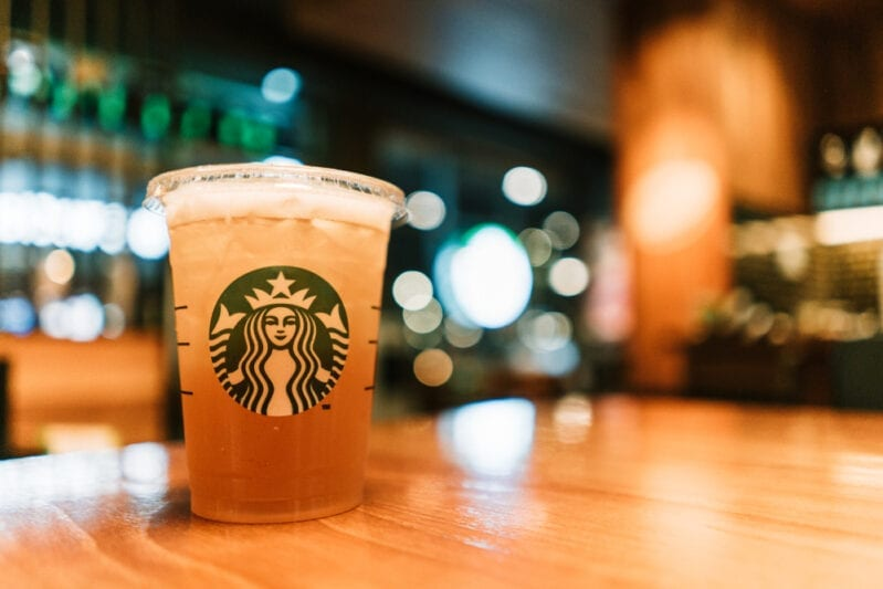 Iced teas and lemonades are popular starbucks secret menu items