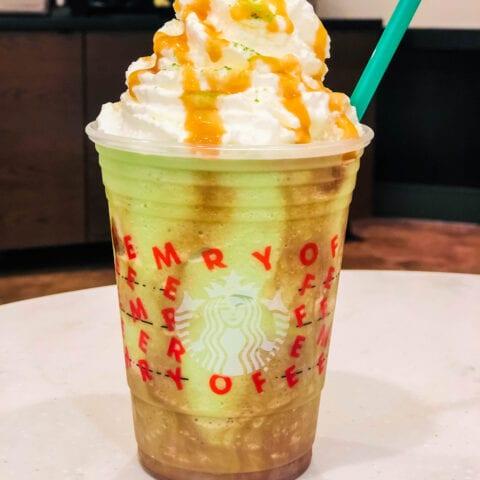 The Mandalorian Frappuccino