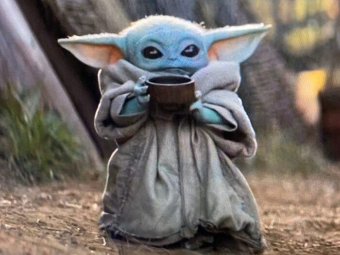 Free Printable Baby Yoda