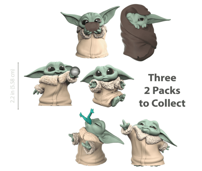 You Can Pre-order This Adorable Baby Yoda Plush From