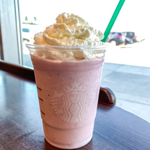 Cupid Frappuccino