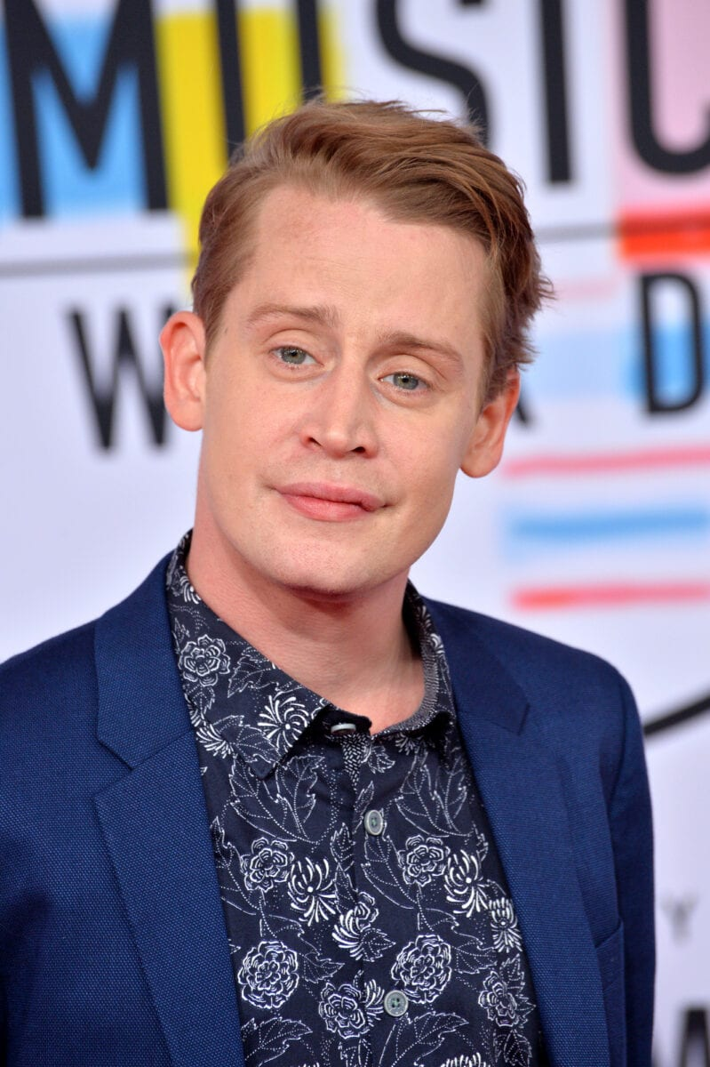Here Is The First Look At Macaulay Culkin In American