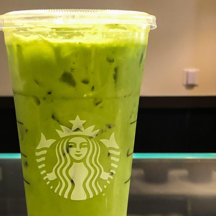 Green Drink at Starbucks