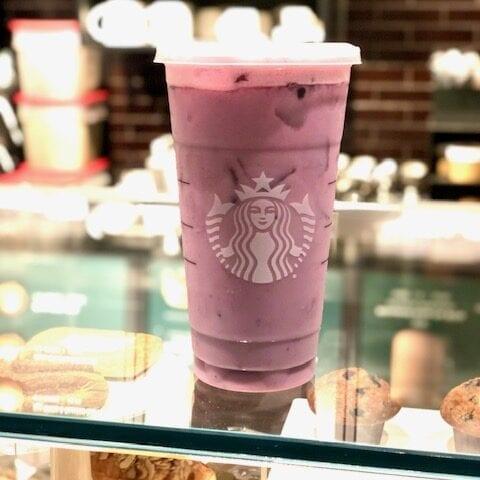 Purple Drink at Starbucks