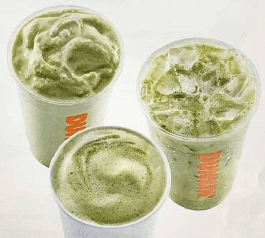 Dunkin' Donuts Is Reportedly Adding Matcha Lattes And