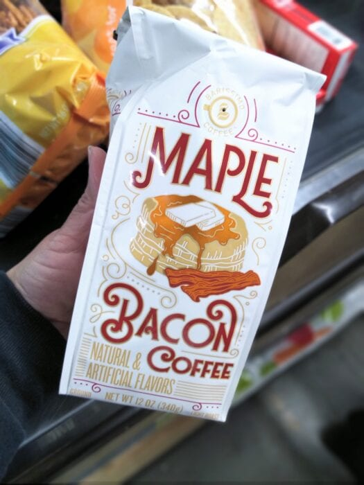 Maple Bacon Coffee