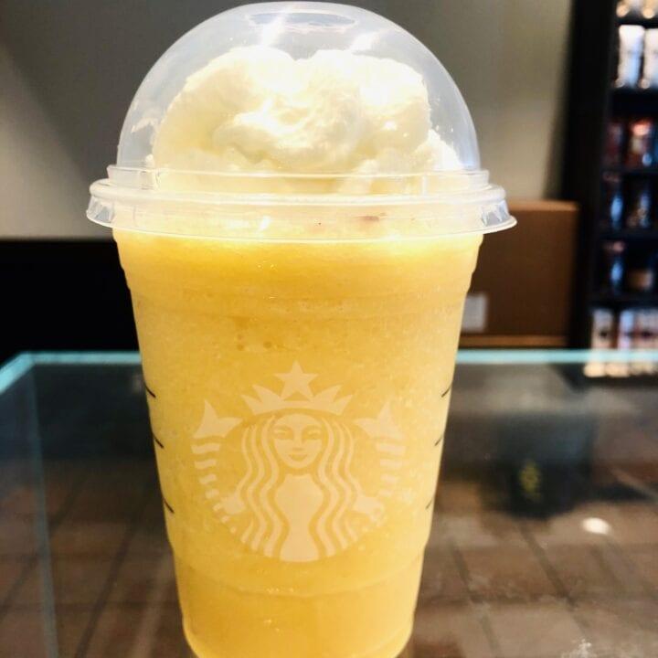 Minions Frappuccino