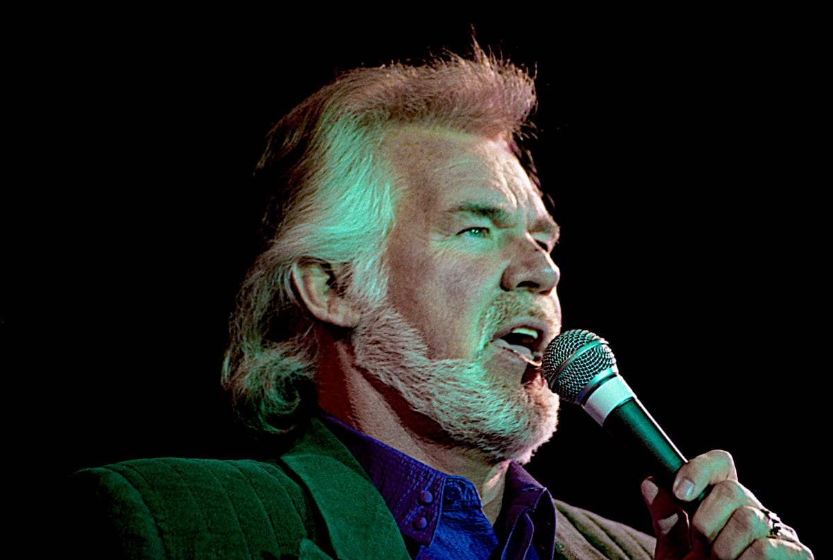 """Kenny Rogers Song """"Goodbye"""" Was Released Just Days After ..."""