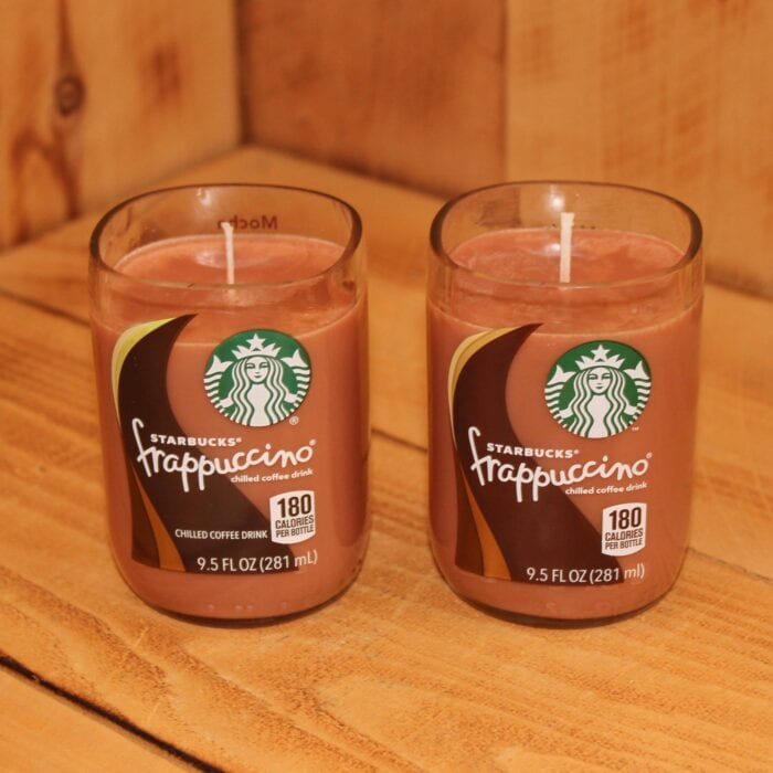 You Can Get Starbucks Frappuccino Candles And I'm Obsessed