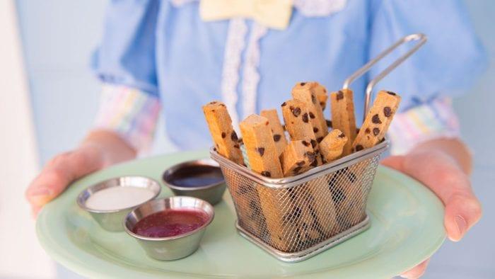 Disney's Cookie Fries