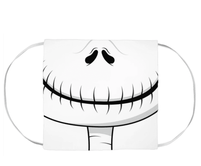You Can Get A Jack Skellington Face Mask And It S Simply Meant To Be Mine