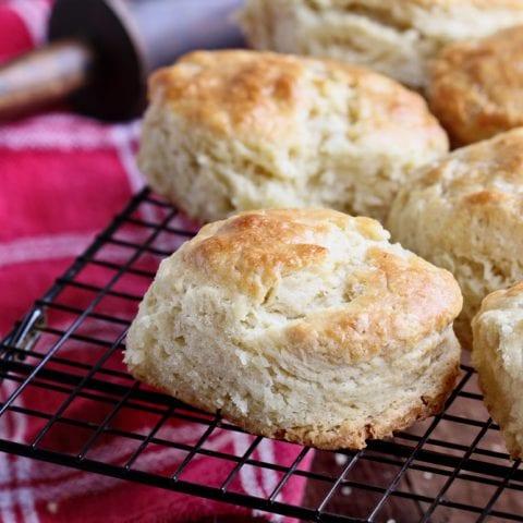 2-Ingredient Biscuits