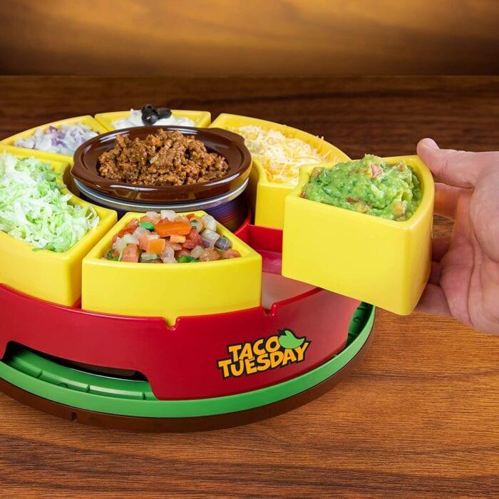 Taco Lazy Susan