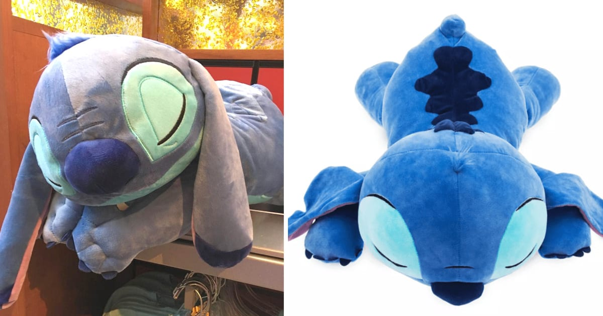 Flounder Stuffed Animal, You Can Get Your Own Big Plush Stitch Doll And I Need Him