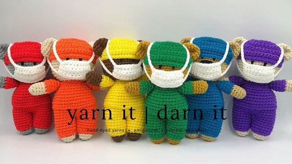 Crochet Patterns Archives • Spin a Yarn Crochet | 336x597