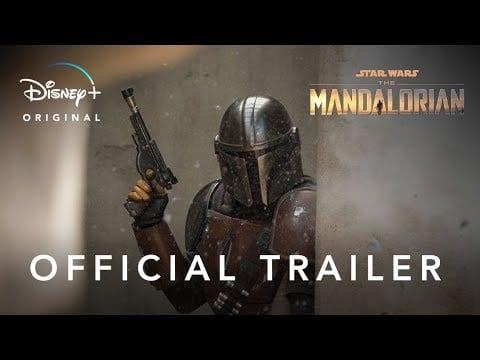 THE MANDALORIAN -- Disney+